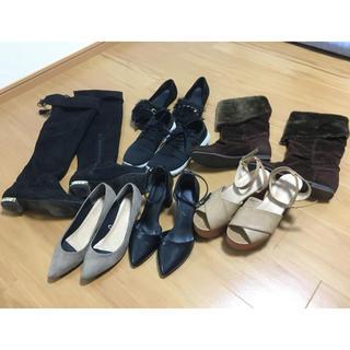 グレイル(GRL)の靴 まとめ売り(その他)