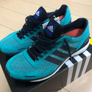 アディダス(adidas)のadidasラン二ングシューズ 定価14400円‼️(スニーカー)