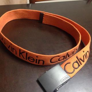 カルバンクライン(Calvin Klein)のcalvin klein ベルト(ベルト)
