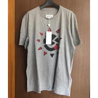 マルタンマルジェラ(Maison Martin Margiela)の54新品62%off マルジェラ Tシャツ サンプリント グレー(Tシャツ/カットソー(半袖/袖なし))