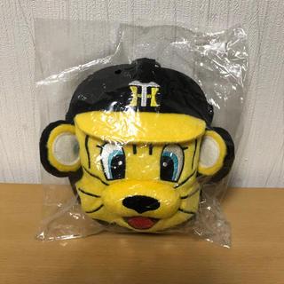 ハンシンタイガース(阪神タイガース)の新品@阪神タイガース  トラッキー  パスポーチ  小物入れ  財布(応援グッズ)