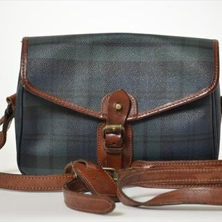 ポロラルフローレン(POLO RALPH LAUREN)の■Ralph Lauren■black watch sholder bag(ショルダーバッグ)