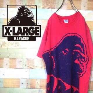 エクストララージ(XLARGE)のXLARGEエクストララージ☆超ビッグロゴプリント Tシャツ(Tシャツ/カットソー(半袖/袖なし))