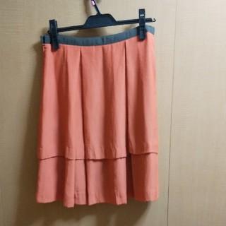 ニジュウサンク(23区)の23区のフレアスカート サイズ40(ひざ丈スカート)