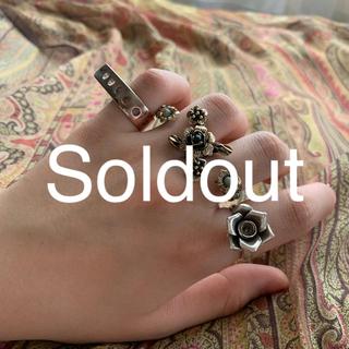 エトロ(ETRO)の【Vintage】ETRO Silver 925 ring 指輪 エトロ (リング(指輪))