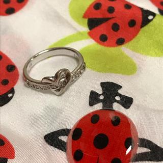 スタージュエリー(STAR JEWELRY)のスタージュエリー ピンキーリング 5号 K18 Star Jewelry(リング(指輪))