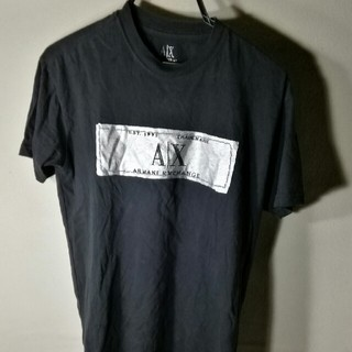 アルマーニエクスチェンジ(ARMANI EXCHANGE)のアルマーニ・エクスチェンジのハーフスリーブクルーネックTシャツ(Tシャツ/カットソー(半袖/袖なし))