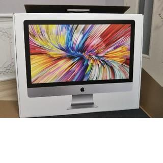 マック(Mac (Apple))のiMac27inch(2019)空き箱のみ(PC周辺機器)