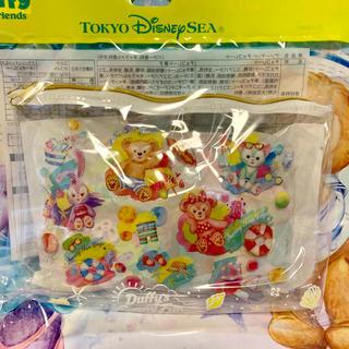 ダッフィー(ダッフィー)のダッフィー サニーファン アソーテッドチョコレート ポーチ(菓子/デザート)