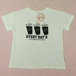 ポムポムプリン(ポムポムプリン)のポムポムプリン Tシャツ 3L(Tシャツ(半袖/袖なし))
