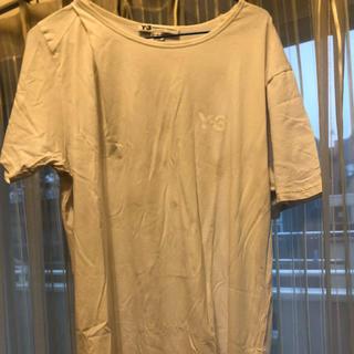 ワイスリー(Y-3)のy3 tシャツ(Tシャツ/カットソー)