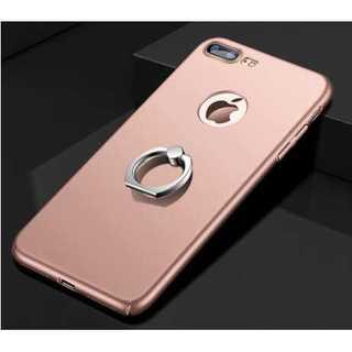 a3d13b6981 スマホケース ピンク iPhone7/8 スリム バンカーリング付き スタンド(iPhoneケース)