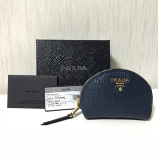 プラダ(PRADA)の【新品・未使用】PRADA コインケース ♬(コインケース/小銭入れ)