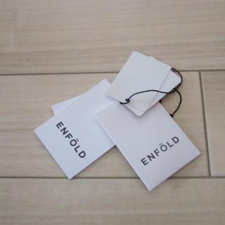 エンフォルド(ENFOLD)の❤️ENFOLD エンフォルド❤️ ブルー36   20,520円(クロップドパンツ)