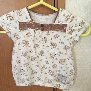 ビケット(Biquette)のキムラタン ビケット トップス Tシャツ 90(Tシャツ/カットソー)