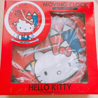 ハローキティ(ハローキティ)のHello kitty 時計(置時計)