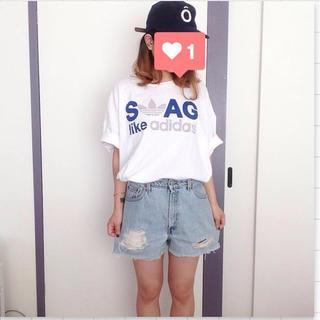 アディダス(adidas)のadidas BIG TEE(Tシャツ/カットソー(半袖/袖なし))