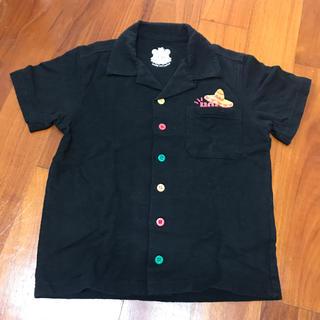 ロデオクラウンズワイドボウル(RODEO CROWNS WIDE BOWL)のRODEO CROWNS WIDE BOWL・KIDSシャツL(Tシャツ/カットソー)