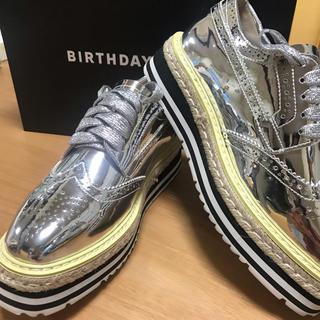 ザラ(ZARA)のお値下げ‼️バースデイバッシュ 雑誌掲載人気のスニーカー(ローファー/革靴)