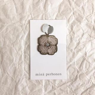 ミナペルホネン(mina perhonen)のミナペルホネン ノベルティチャーム(ノベルティグッズ)
