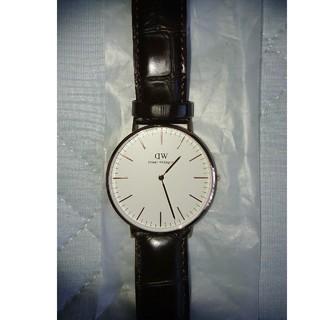 ダニエルウェリントン(Daniel Wellington)のダニエルウェリントン時計 ピンクゴールド(腕時計(アナログ))