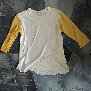 アンユーズド(UNUSED)のunused アンユーズド 七分袖カットソー(Tシャツ/カットソー(七分/長袖))