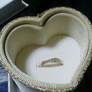 ヨンドシー(4℃)の4℃  ring(リング(指輪))