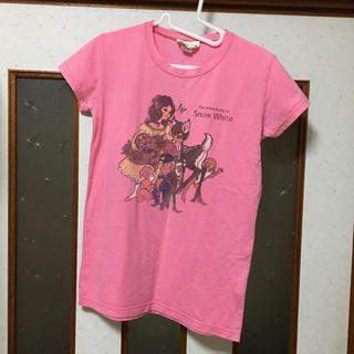 アメリカンレトロ(AMERICAN RETRO)の白雪姫デザイン Tシャツ(Tシャツ(半袖/袖なし))