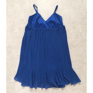アナップ(ANAP)のanap ドレス ワンピース(ミニワンピース)