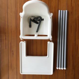 イケア(IKEA)のイケア  IKEA キッズ食事用椅子セット(その他)