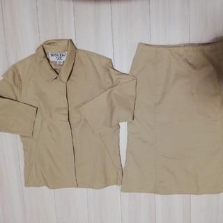 ナチュラルビューティーベーシック(NATURAL BEAUTY BASIC)の サイズが合えばお買い得★夏スーツNATURAL BEAUTY BASIC(スーツ)