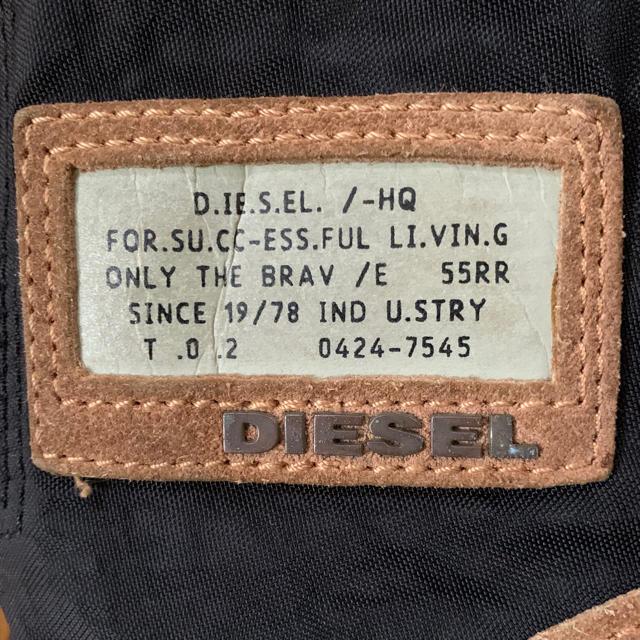 DIESEL(ディーゼル)のDIEZELボディバック メンズのバッグ(ボディーバッグ)の商品写真