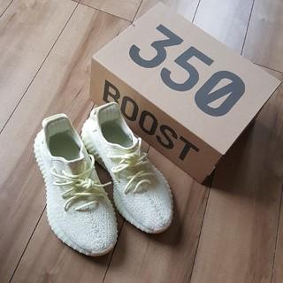 アディダス(adidas)のadidas YEEZY BOOST 350 V2 Butter バター(スニーカー)