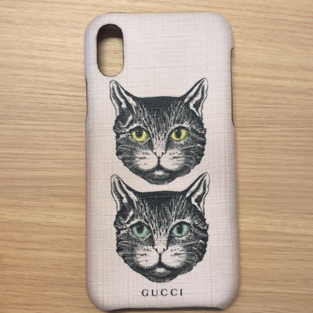 Gucci - iphoneXケースの通販