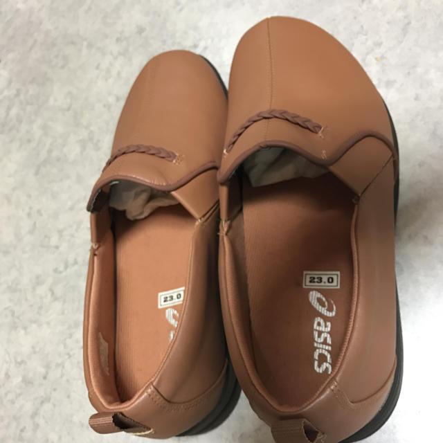 asics(アシックス)のアシックス   介護用シューズ  23センチ レディースの靴/シューズ(その他)の商品写真