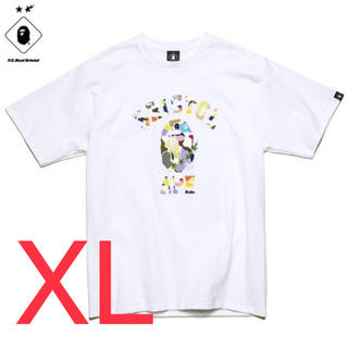アベイシングエイプ(A BATHING APE)のSOPH bristol  FCRB x APE (Tシャツ/カットソー(半袖/袖なし))
