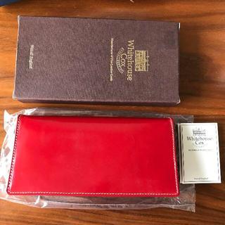 ホワイトハウスコックス(WHITEHOUSE COX)のWHC ホワイトハウスコックス 長財布(長財布)
