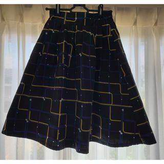 グラニフ(Graniph)のグラニフ  スカート  美品❗️(ひざ丈スカート)