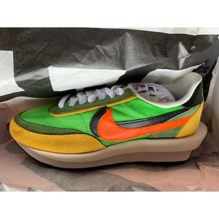 ナイキ(NIKE)のびびり様専用 Nike sacai ldwaffle ナイキ サカイ ワッフル (スニーカー)