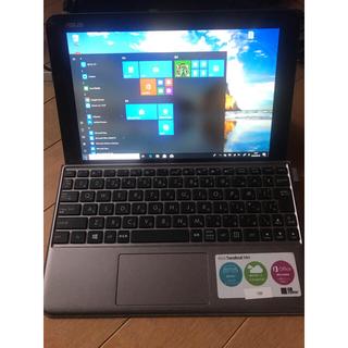 エイスース(ASUS)のASUS TransBook Mini T102HA Windows10 (ノートPC)