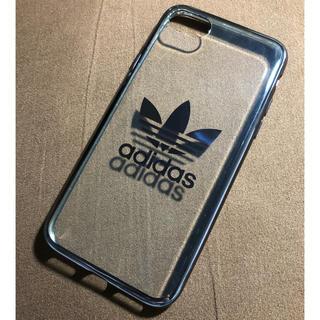 アディダス(adidas)のiPhone8 iPhone7 adidas正規品スマホカバー スマホケース(iPhoneケース)