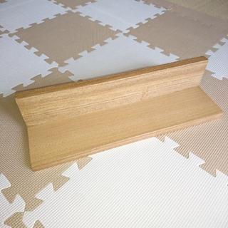 ムジルシリョウヒン(MUJI (無印良品))の無印良品 壁に付けられる家具  棚・44cm(棚/ラック/タンス)