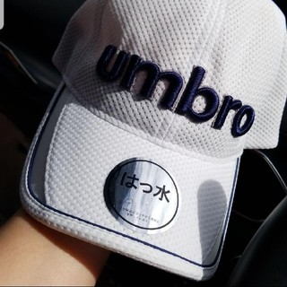 UMBRO - アンブロ キャップ 帽子☆*°サッカーフットサル