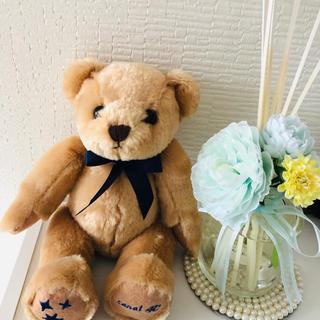 ヨンドシー(4℃)のオルゴール付きぬいぐるみ(ぬいぐるみ/人形)