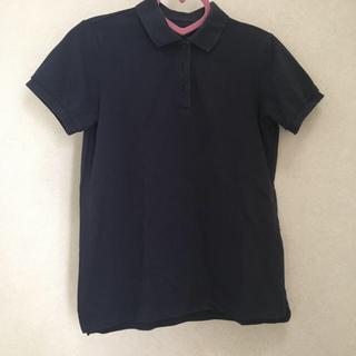 ユニクロ(UNIQLO)のユニクロ レディース ポロシャツ(ポロシャツ)