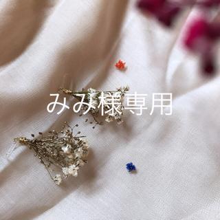 カスタネ(Kastane)の専用商品(ピアス)