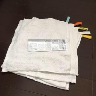 イケア(IKEA)のIKEAのハンドタオル5枚セット 新品(タオル/バス用品)