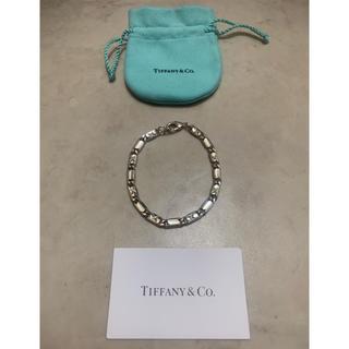 ティファニー(Tiffany & Co.)のVintage Tiffanyブレスレット ヴィンテージ オールド ティファニー(ブレスレット)