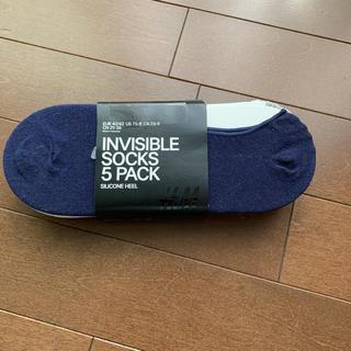 エイチアンドエム(H&M)の新品!H&M靴下(ソックス)