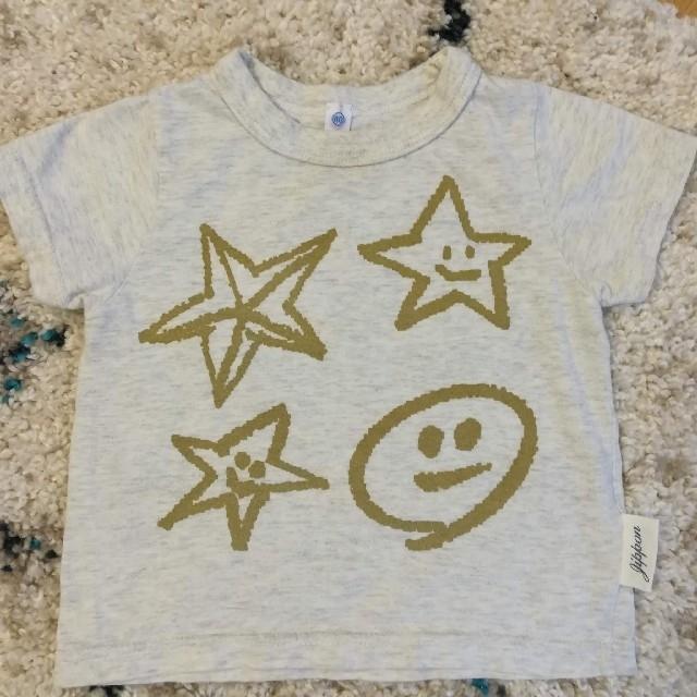 MARKEY'S(マーキーズ)のマーキーズjippon ベビーTシャツ キッズ/ベビー/マタニティのベビー服(~85cm)(Tシャツ)の商品写真